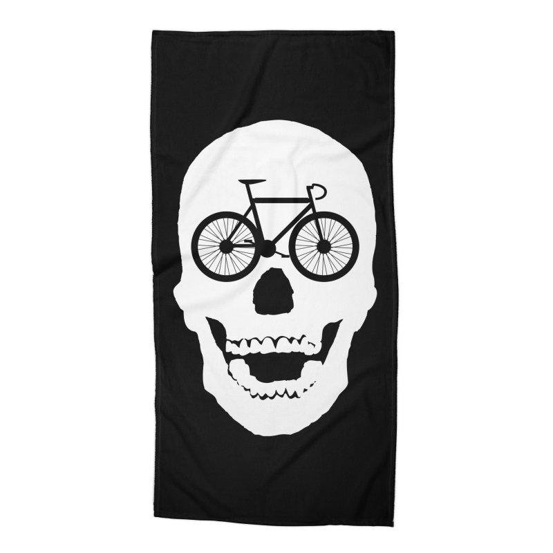 RIDE OR DIE! Accessories Beach Towel by Threadless Artist Shop