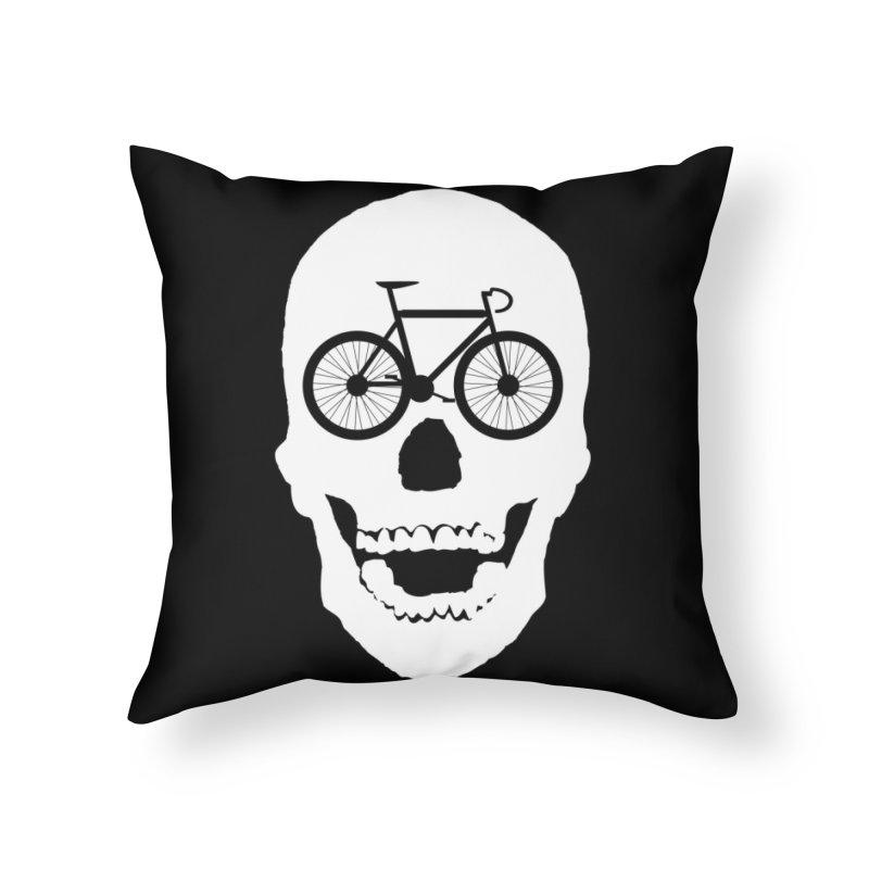 RIDE OR DIE! Home Throw Pillow by Threadless Artist Shop