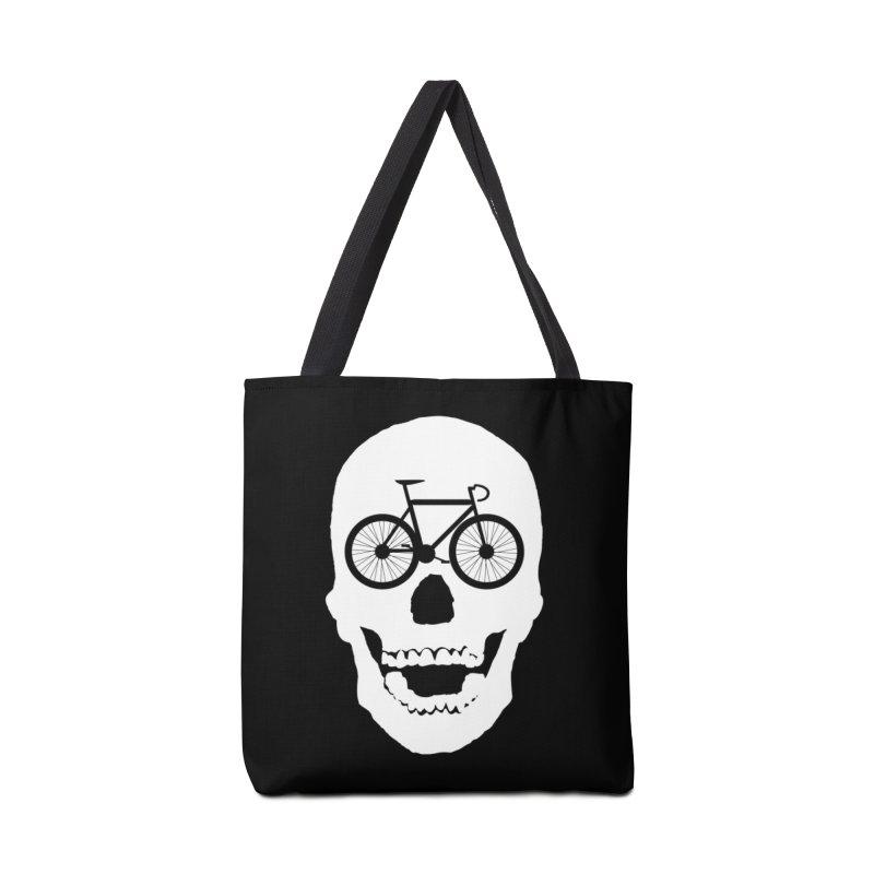 RIDE OR DIE! Accessories Bag by Threadless Artist Shop