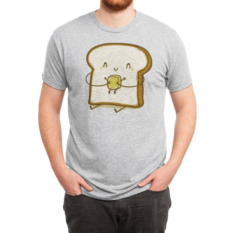 Bread and Butter Men's T-Shirt by Threadless Artist Shop