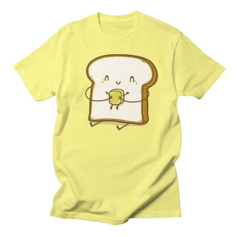 Bread and Butter Women's T-Shirt by Threadless Artist Shop