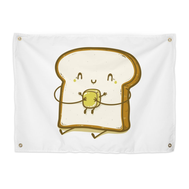 Bread and Butter Home Tapestry by Threadless Artist Shop