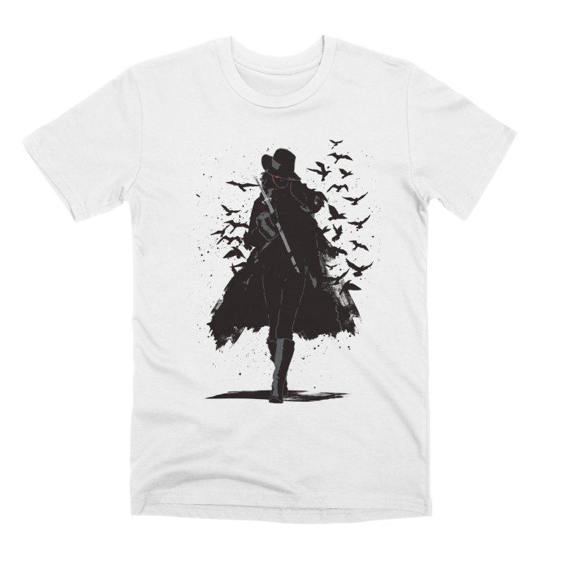 Gray Destiny Men's T-Shirt by Threadless Artist Shop