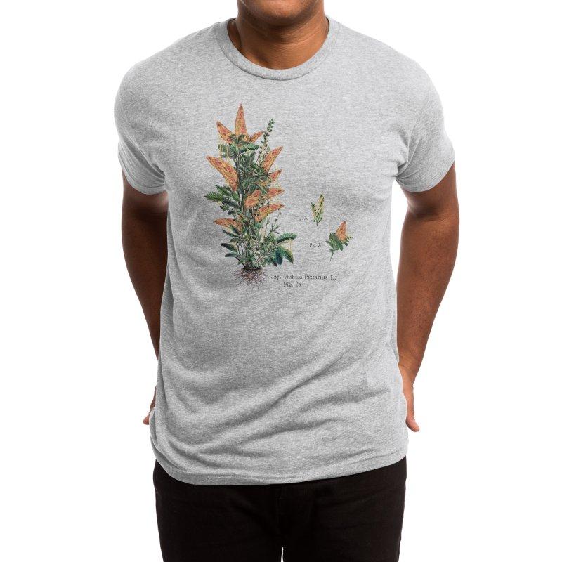 Vegetabilis Pizzarius Men's T-Shirt by Threadless Artist Shop