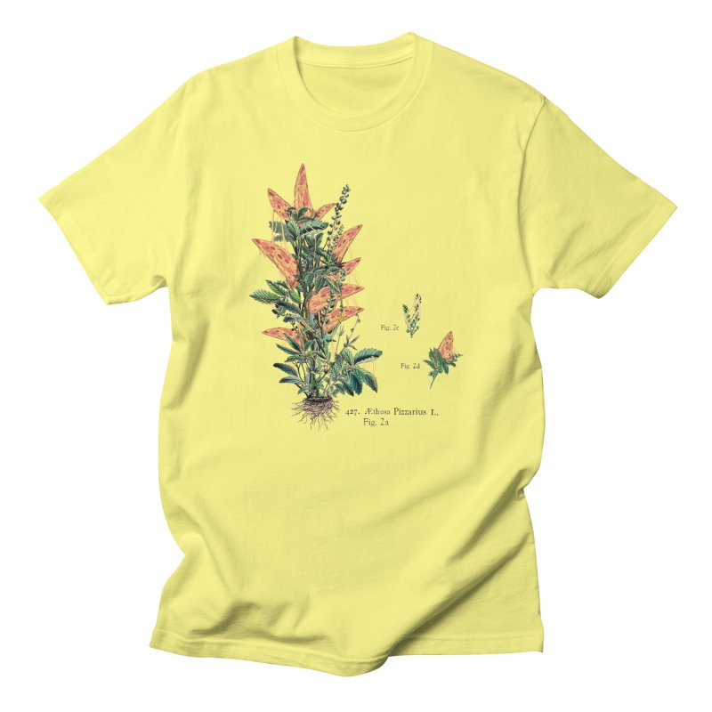 Vegetabilis Pizzarius Women's T-Shirt by Threadless Artist Shop