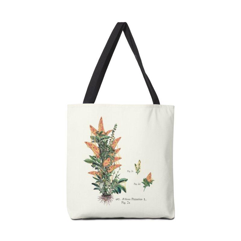 Vegetabilis Pizzarius Accessories Bag by Threadless Artist Shop