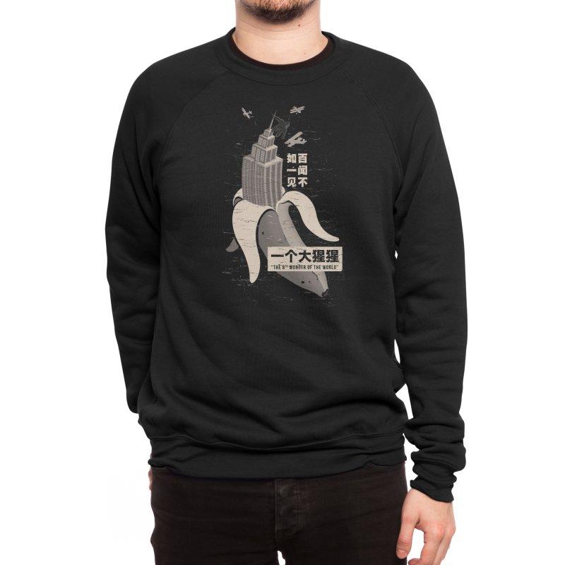 The Eighth Wonder Men's Sweatshirt by Threadless Artist Shop