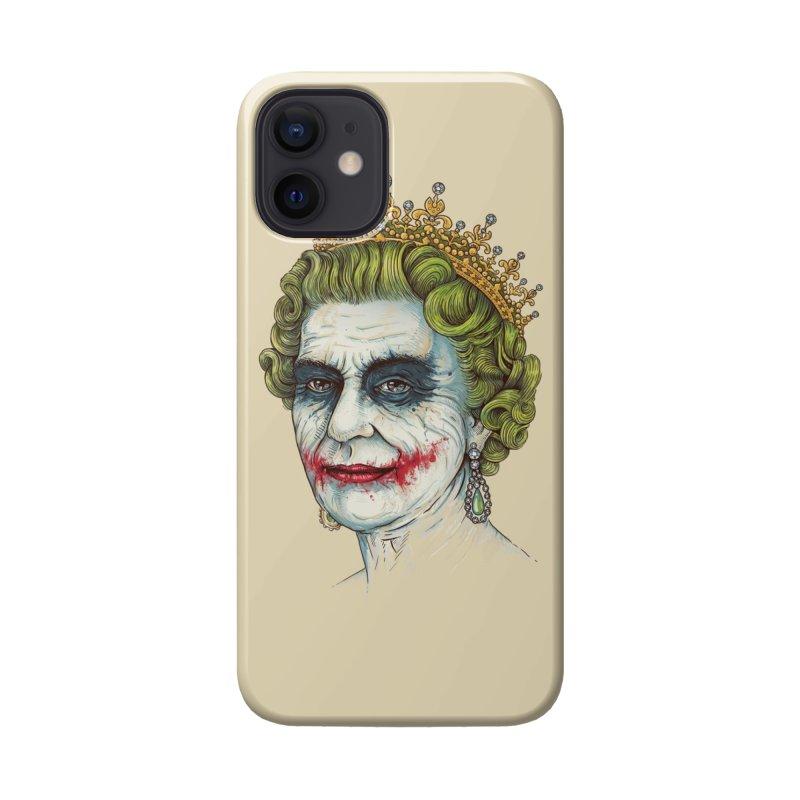 God Save the Villain! Accessories Phone Case by Threadless Artist Shop