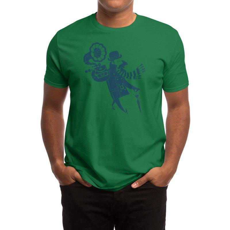 Personal Mono Men's T-Shirt by Threadless Artist Shop