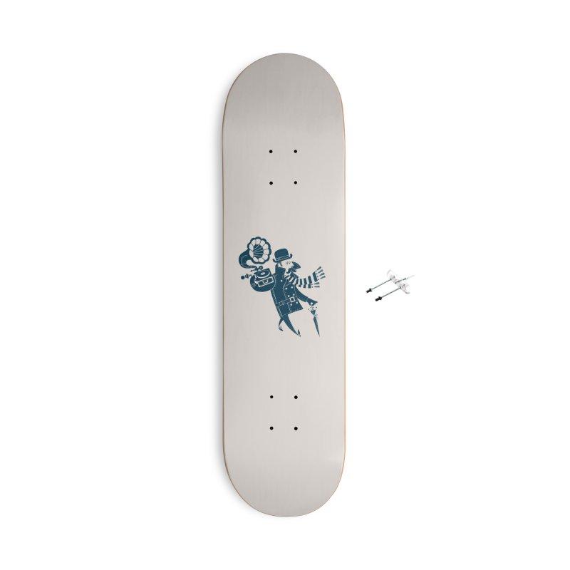 Personal Mono Accessories Skateboard by Threadless Artist Shop