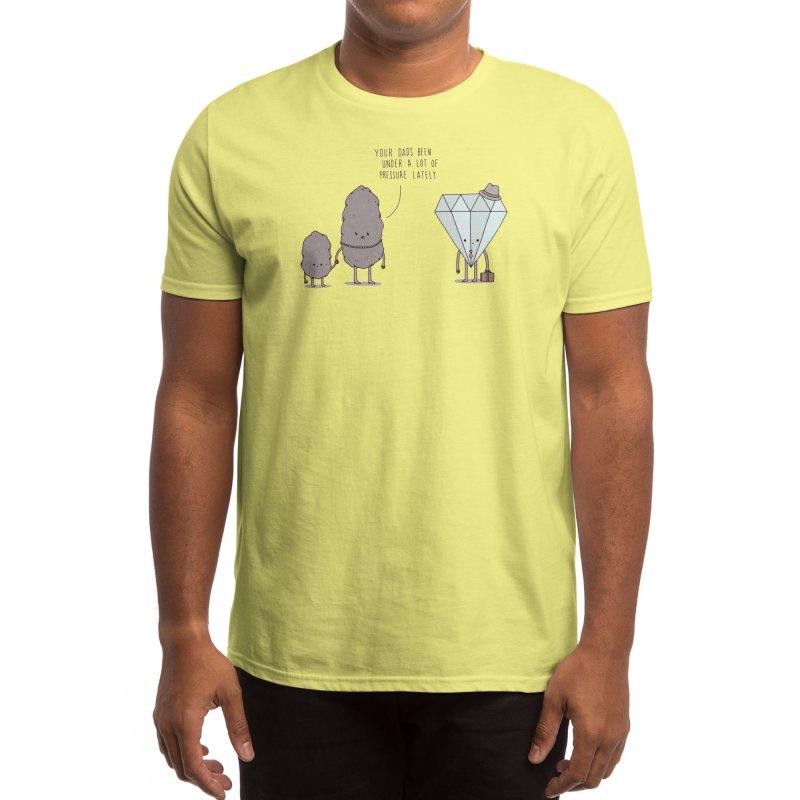 The Daily Grind Men's T-Shirt by Threadless Artist Shop