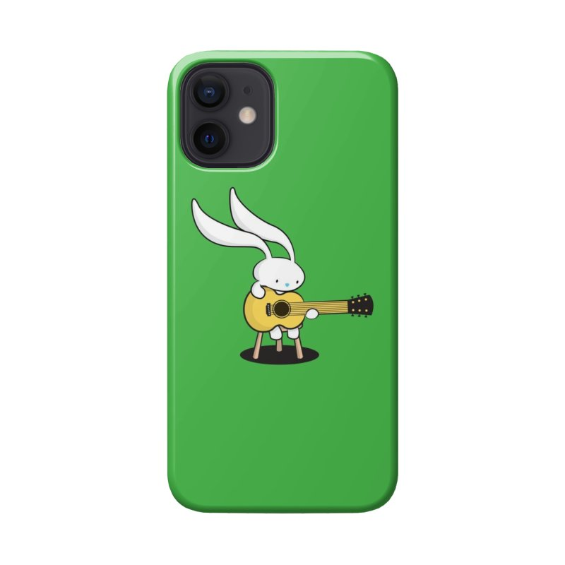 Bunny's Acoustic Set Accessories Phone Case by Threadless Artist Shop