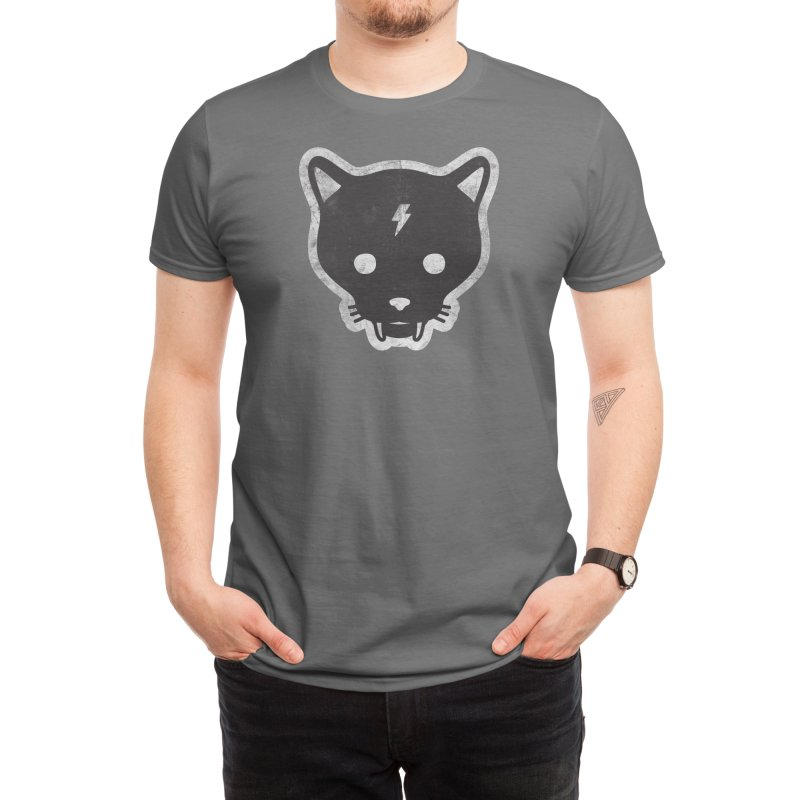 Gato Negro: Guys Triblend Tee Men's T-Shirt by Threadless Artist Shop
