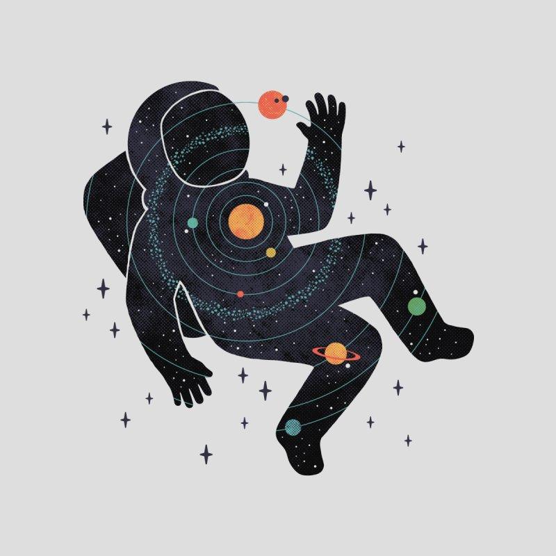 Inner Space Women's T-Shirt by Threadless Artist Shop