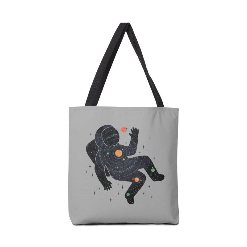 Inner Space Accessories Bag by Threadless Artist Shop