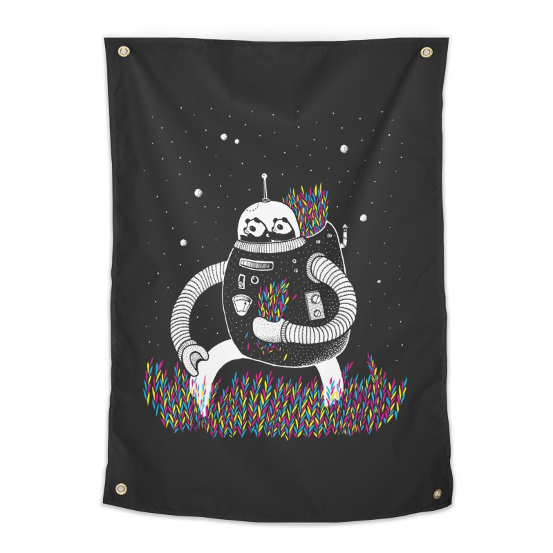 The Motive Home Tapestry by Threadless Artist Shop
