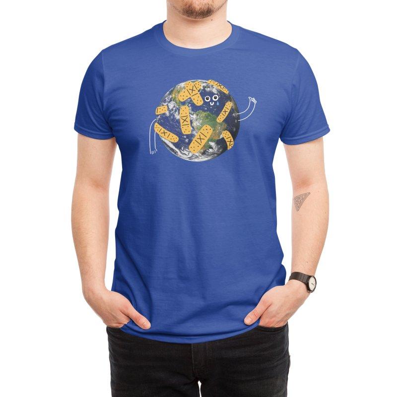 Feel Better! Men's T-Shirt by Threadless Artist Shop