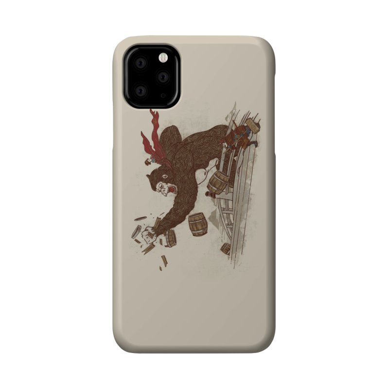 Big Trouble in Little Japan Accessories Phone Case by Threadless Artist Shop
