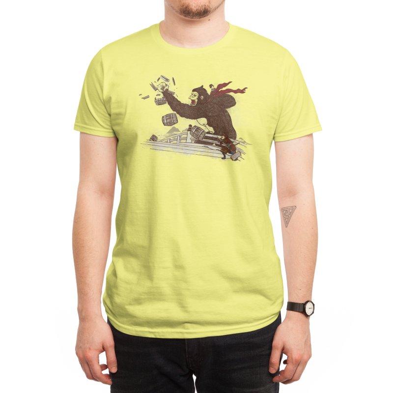 Big Trouble in Little Japan Men's T-Shirt by Threadless Artist Shop