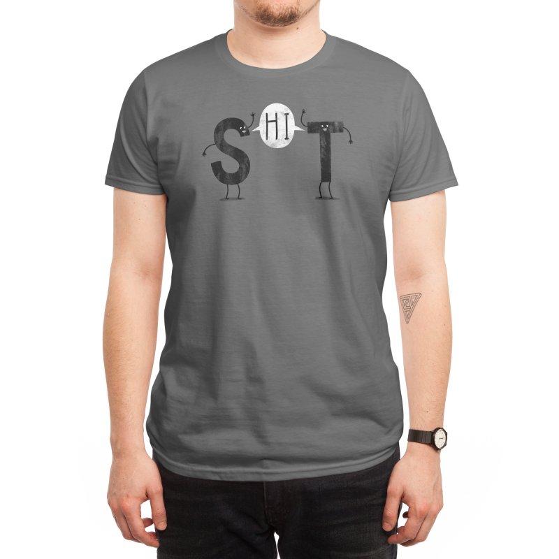 S-HI-T!! Men's T-Shirt by Threadless Artist Shop