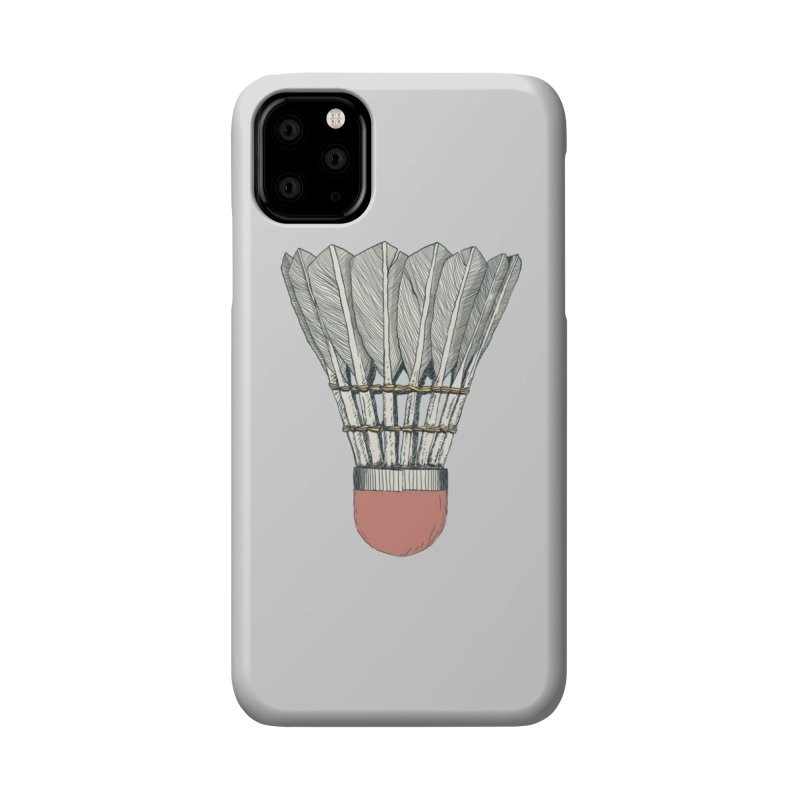 Birdy: Threadless Guys Tri-Blend Tee Accessories Phone Case by Threadless Artist Shop