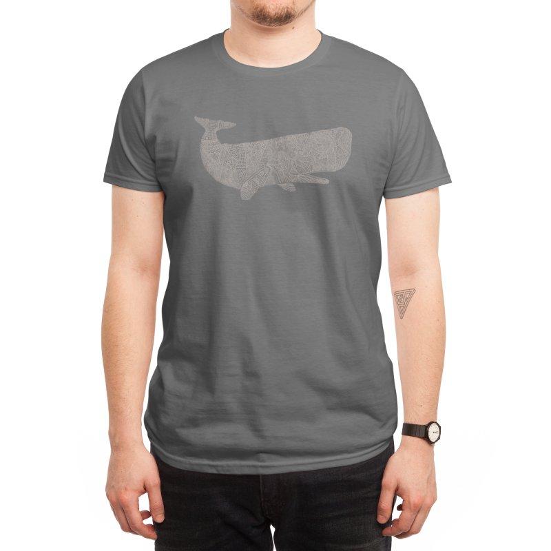 Whaline Men's T-Shirt by Threadless Artist Shop