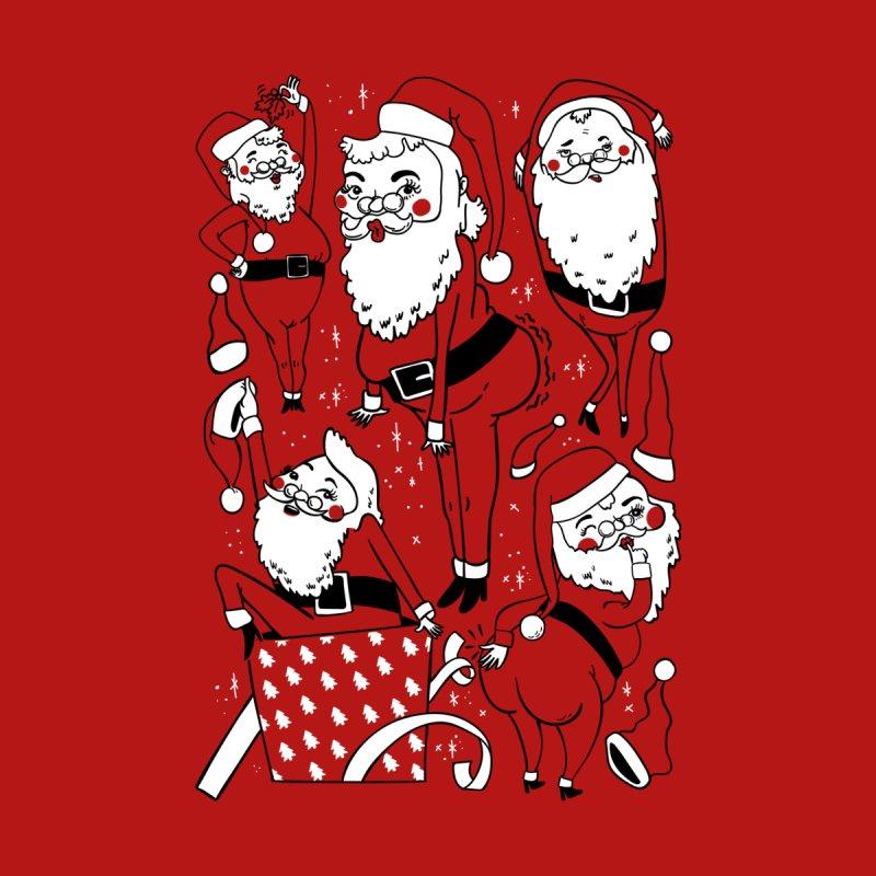 Sexy Santa Men's T-Shirt by Threadless Artist Shop