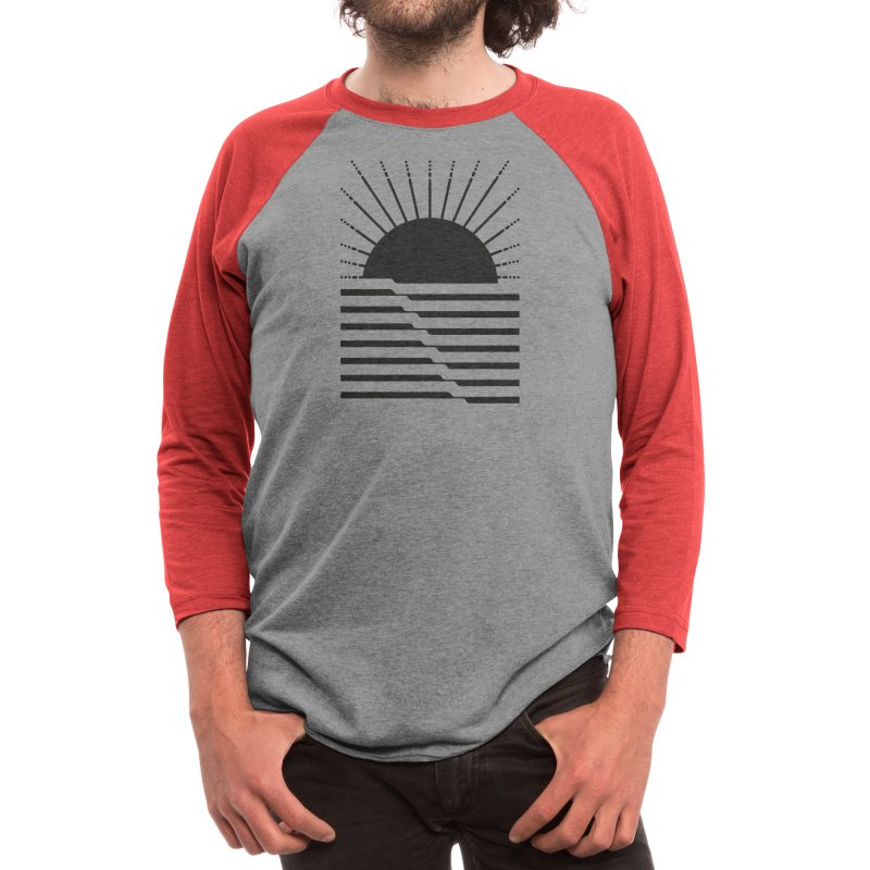 Waves Men's Longsleeve T-Shirt by Threadless Artist Shop