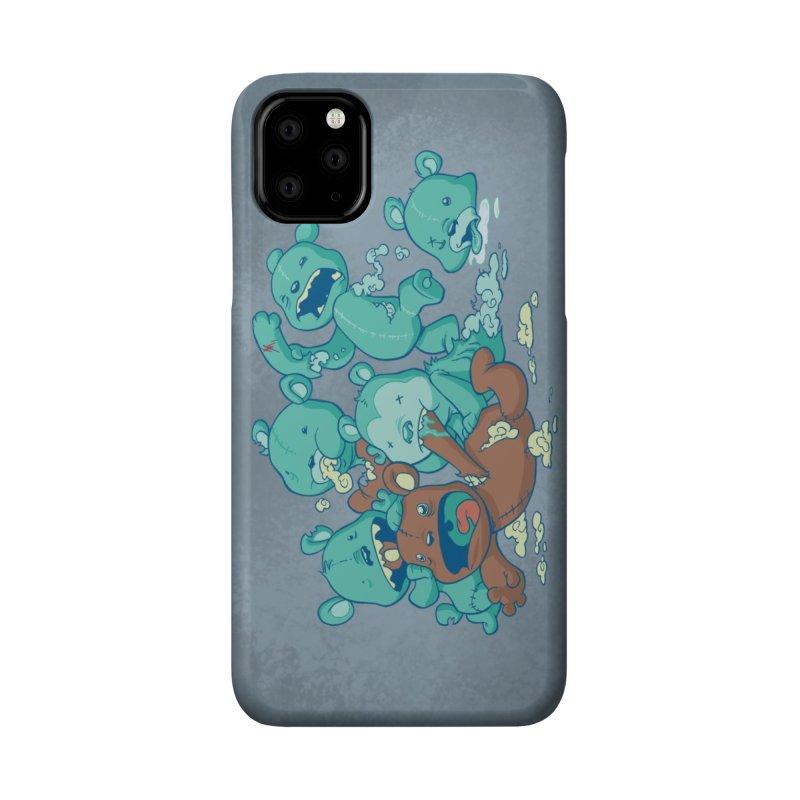 The Teddy Bear Picnic Accessories Phone Case by Threadless Artist Shop