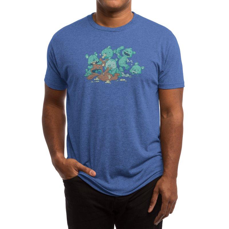 The Teddy Bear Picnic Men's T-Shirt by Threadless Artist Shop