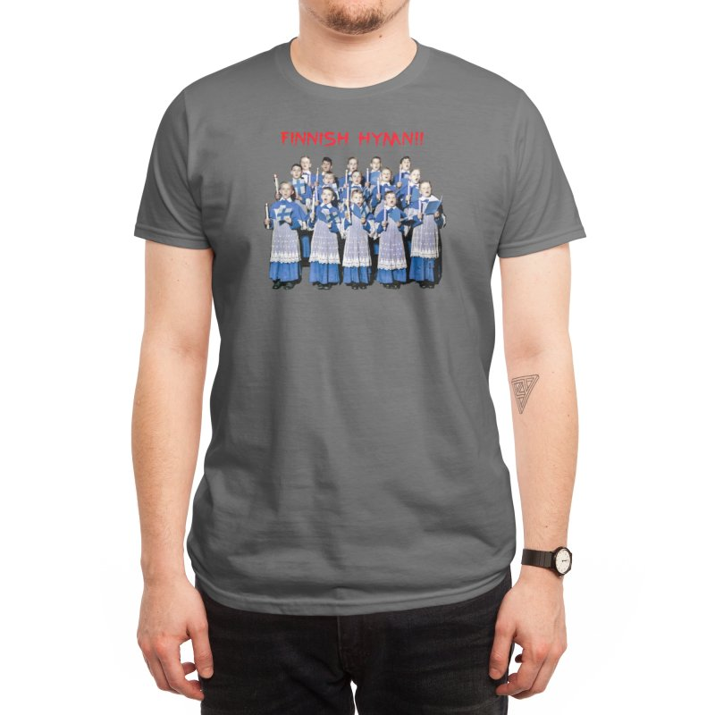 Finnish Hymn! Men's T-Shirt by Threadless Artist Shop