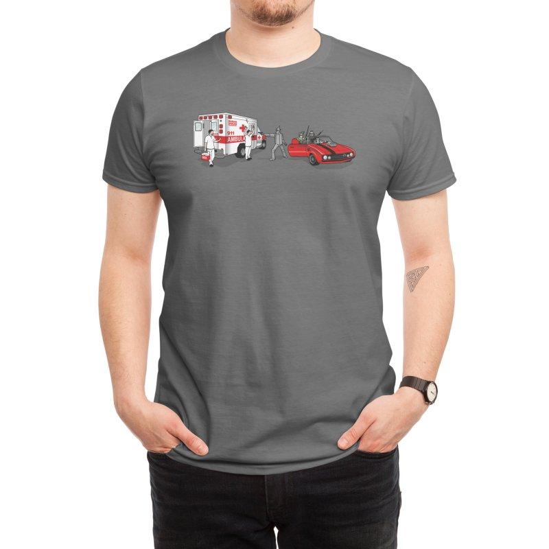 HEARTLESS Men's T-Shirt by Threadless Artist Shop