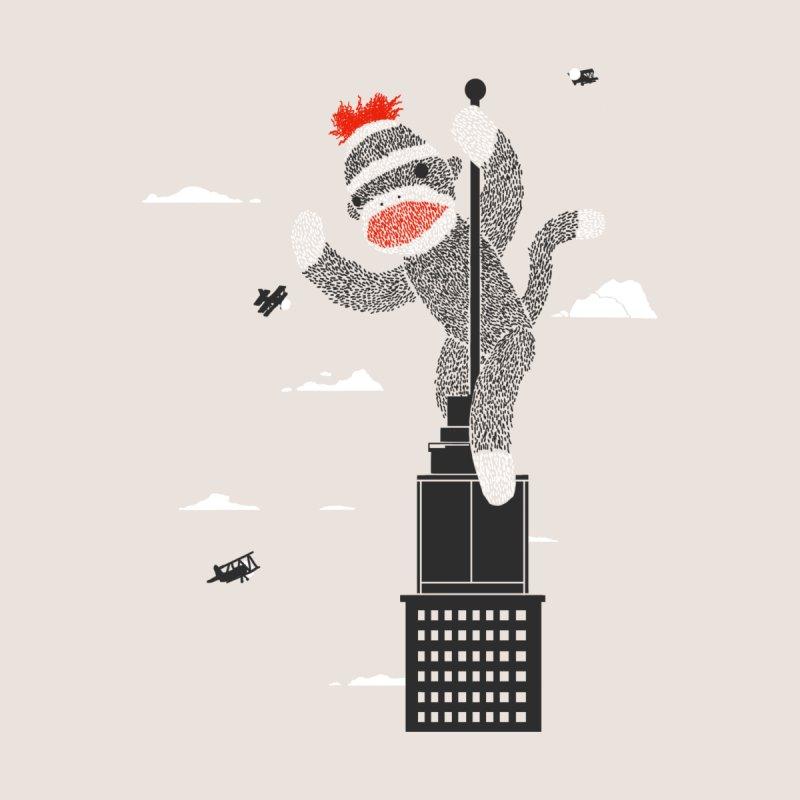 Sock Monkey Just Wants a Friend Men's T-Shirt by Threadless Artist Shop