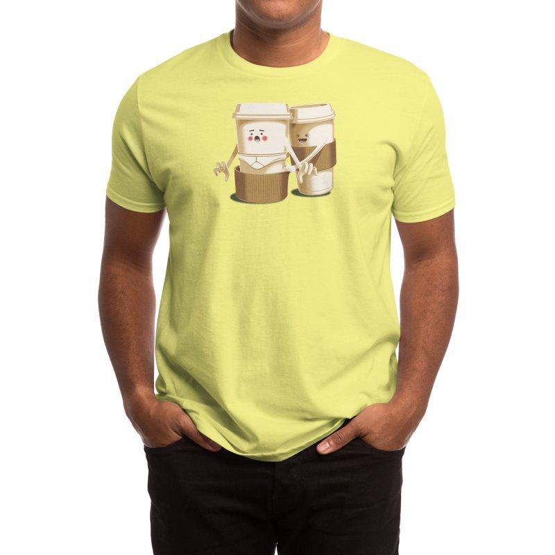 Veni, Vidi, Venti Men's T-Shirt by Threadless Artist Shop