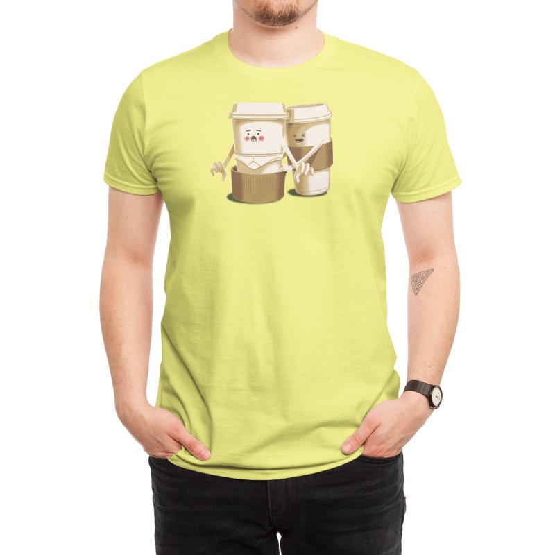 Veni, Vidi, Venti Men's T-Shirt by Threadless Artist Shop