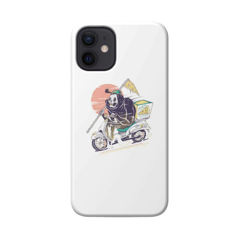 Reaper's Pizza Accessories Phone Case by Threadless Artist Shop