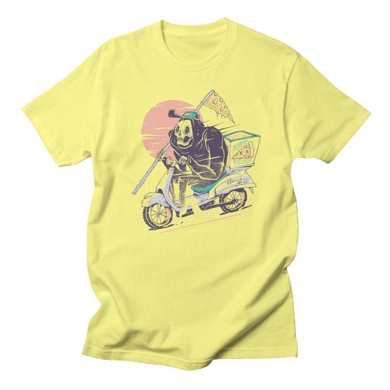 Reaper's Pizza Women's T-Shirt by Threadless Artist Shop