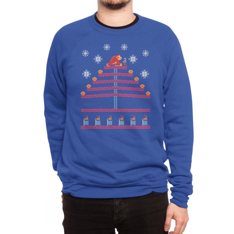 Kongmas Tree Men's Sweatshirt by Threadless Artist Shop