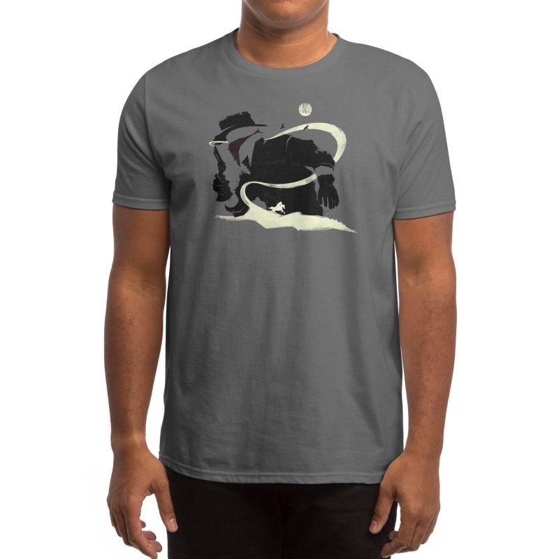 Outlaw - Evan Luza Men's T-Shirt by Threadless Artist Shop