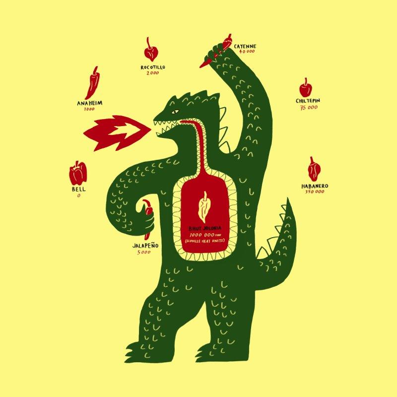 The Scoville Scale Men's T-Shirt by Threadless Artist Shop