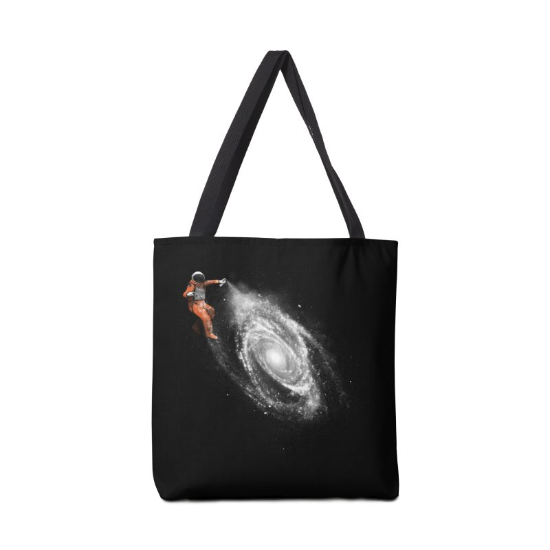 Space Art Accessories Bag by Threadless Artist Shop