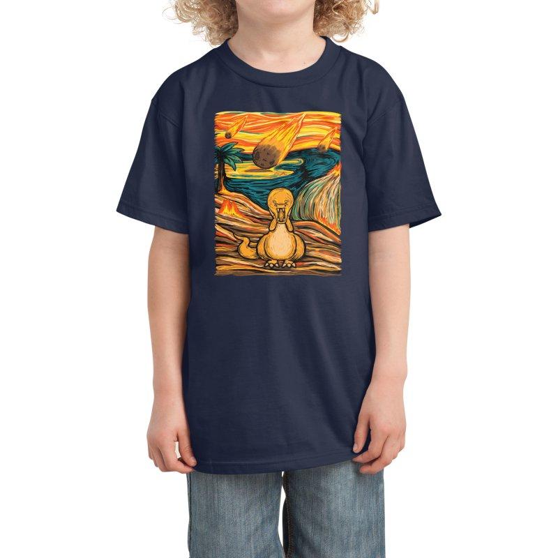 The Roar! Kids T-Shirt by Threadless Artist Shop