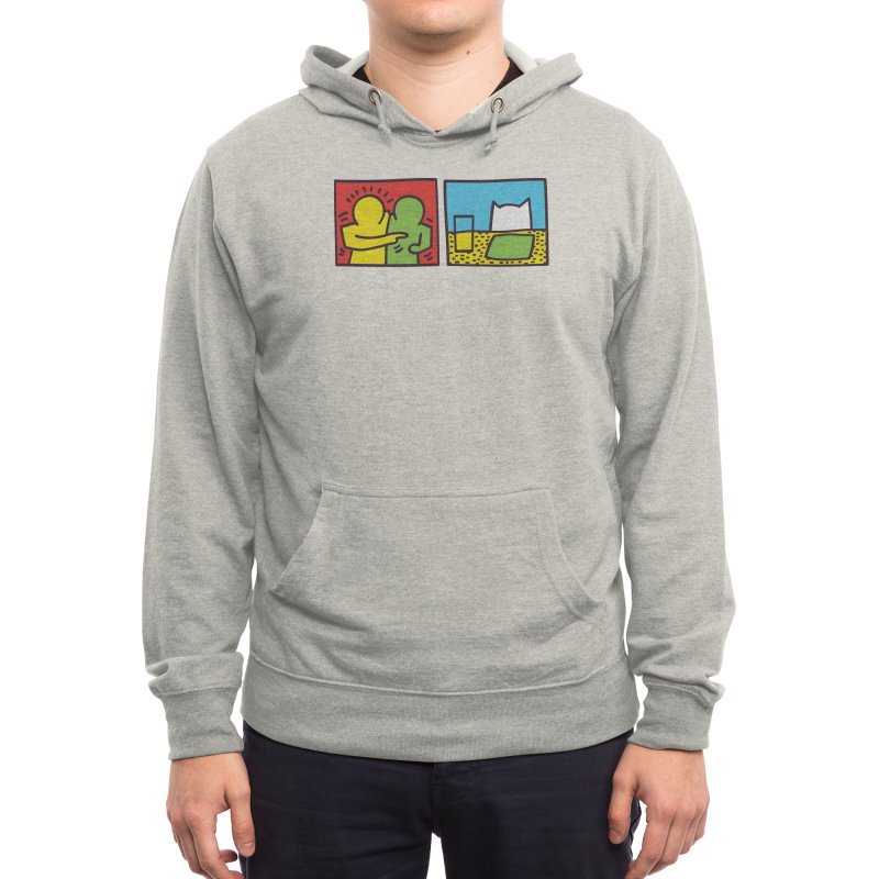 Requiem For A Meme Men's Pullover Hoody by Threadless Artist Shop