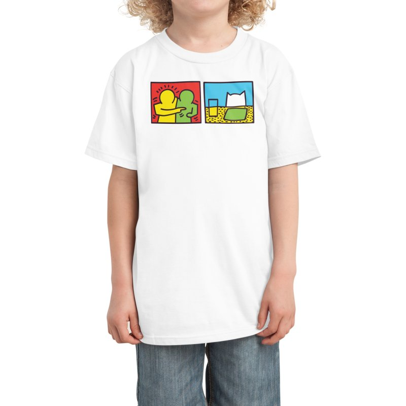 Requiem For A Meme Kids T-Shirt by Threadless Artist Shop