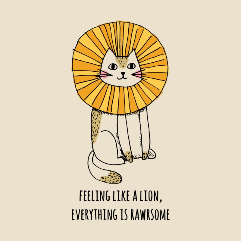 Everything is Rawrsome Accessories Phone Case by Threadless Artist Shop