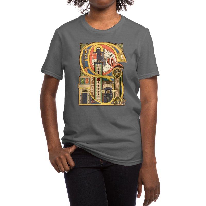 Legend of the Fall Women's T-Shirt by Threadless Artist Shop