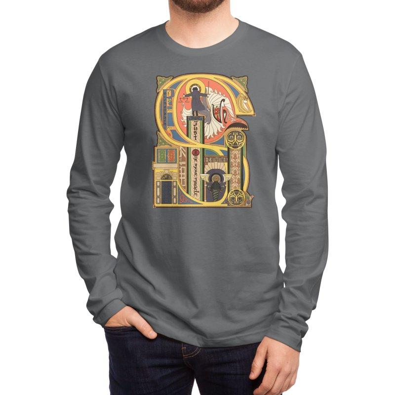 Legend of the Fall Men's Longsleeve T-Shirt by Threadless Artist Shop