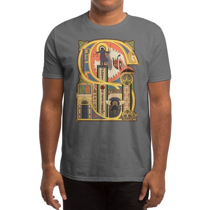 Legend of the Fall Men's T-Shirt by Threadless Artist Shop