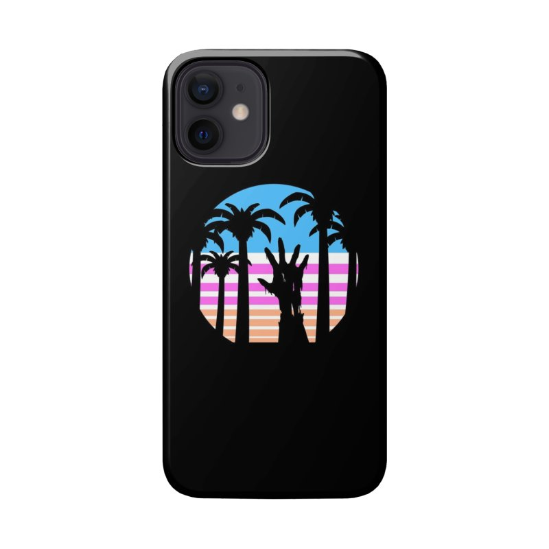 Trouble in Paradise Accessories Phone Case by Threadless Artist Shop
