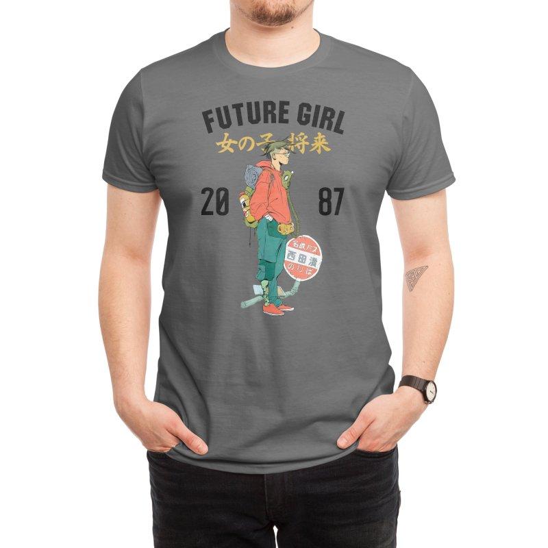 Future Girl Men's T-Shirt by Threadless Artist Shop